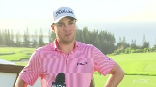JT: 'Soft greens make this course very scoreable'
