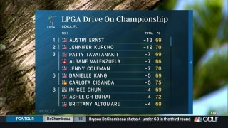Highlights: Austin Ernst leads after Round 3 of Drive On
