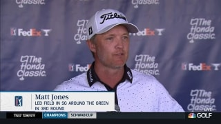 Australian upbringing gives Jones an edge