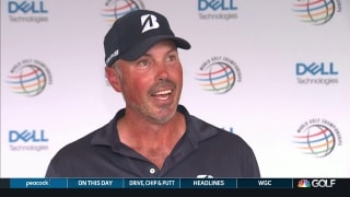 Kuchar's swing adjustments pay off at WGC-Dell