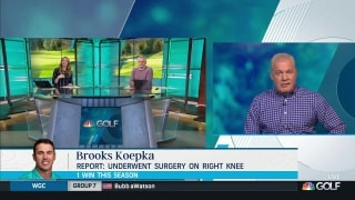 Koepka's surgery puts Masters appearance in doubt