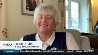 Davies: We need young girls to start playing golf