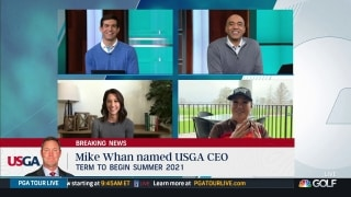Mackenzie: Perfect timing for USGA to hire Whan