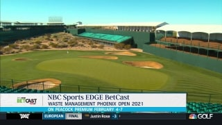 EDGE BetCast a 'great companion' for Phoenix Open