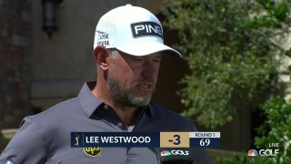 Westwood 'comfortable' after 15 years at Sawgrass
