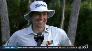 Peter Malnati recovers after rough start at Sony Open