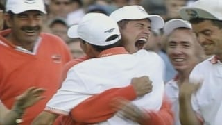 Great Moments in Time: Fleetwood remembers Rory and Sergio Ryder Cup debuts