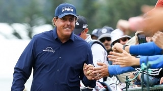 Instant Analysis: Phil (74), unsurprisingly, found 'some crazy spots'