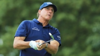 Mickelson slims down for season debut at Safeway Open