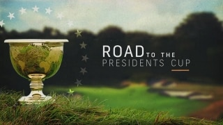 'Road to the Presidents Cup' three-part series airs Nov. 24, Dec. 1, Dec. 8 on NBC