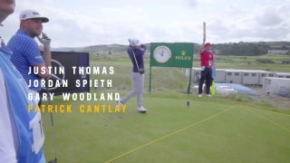 Winner gets bragging rights in this practice round at Portrush