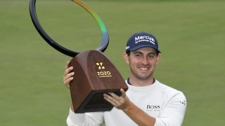 'Extremely motivated' Cantlay gearing game for Masters