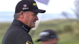 Highlights: Lawrie bows out, Herbert leads at Scottish Open