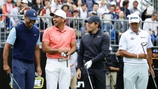 Looking beyond The Challenge: Tiger looked 'just fine'