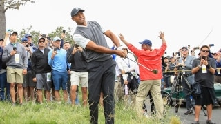 Instant Analysis: Tiger 'wasn't sharp' in opening 78