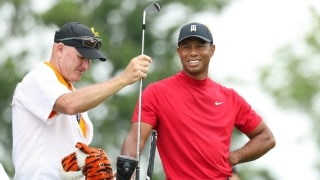 Tiger gains momentum heading to Pebble Beach