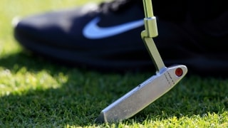 Twin replica of Tiger's Scotty Cameron putter sets auction record