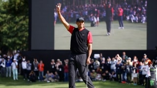Tiger commits to defend Zozo Championship title