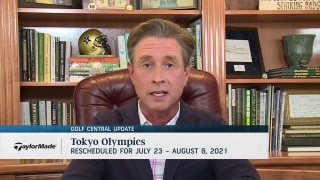 Golf Central Update: New Tokyo Olympic dates announced