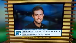 Champion Chats: Niemann becomes first Chilean player to win on PGA Tour