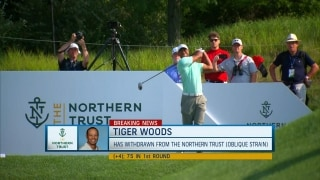 What Tiger's WD means for the playoffs and beyond