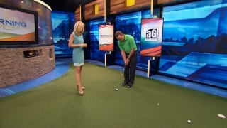 Chris O'Connell: How to put your best face on your putts