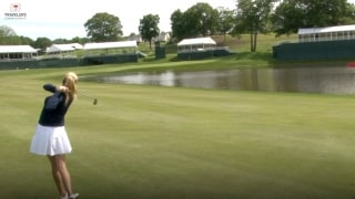 Travelers Championship Closing Stretch: Hole No. 17