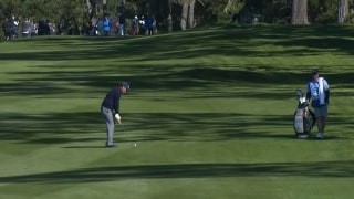 Highlights: Mickelson (68) cards five birdies, one bogey at Pebble Beach