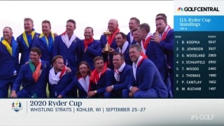 Great Moments in Time: Europe crushes U.S. at 2018 Ryder Cup