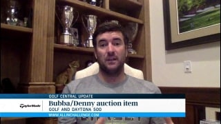 Golf Central Update: Watson's efforts to raise money for COVID-19 relief