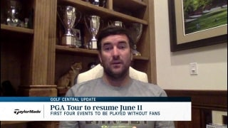 Watson comments on just-revised PGA Tour schedule