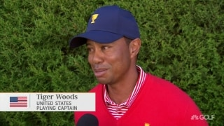 Tiger: We're down, but 'our job is to turn it around'