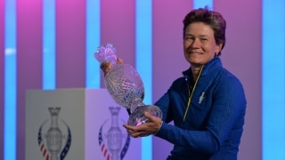 Eight auto-qualify European Solheim Cup squad