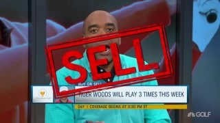 Buy or Sell: Tiger will play three times at Presidents Cup