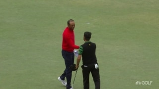 Presidents Cup: Tiger holds record for most singles matches won
