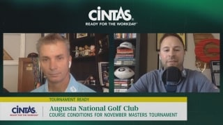 Tournament Ready: How Augusta National will play in November