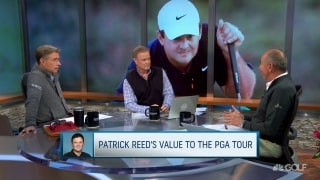 Reed's value to the PGA Tour: 'People want to see him get beat'