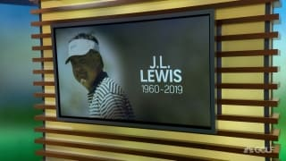 Two-time PGA Tour winner Lewis dies after cancer battle