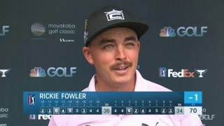 Fowler ultimately 'happy' with start to Mayakoba Classic
