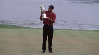 Looking back on Tiger's win at the 2000 U.S. Open