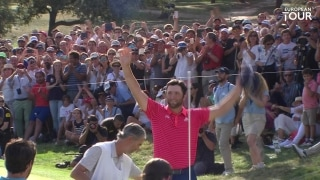 Highlights: Rahm (66) cruises to dominant victory at Spanish Open