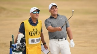 Molinari splits with caddie, tabs ex-Rose looper