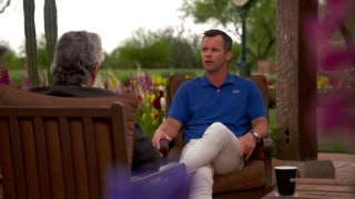 Feherty: How long Casey plans to keep playing