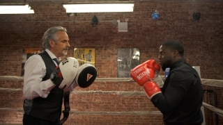 Feherty: Hart shares love of boxing
