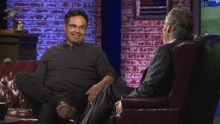 Feherty Live: How Michael Pena formed funny Ant-Man character