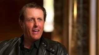Feherty Live Countdown to the Ryder Cup: Mickelson's favorite Ryder Cup playing partner