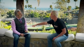 Feherty: Where Tennis legend McEnroe picked up yelling