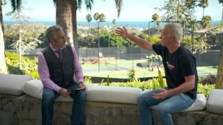Feherty and McEnroe get honest about losing tempers in sport
