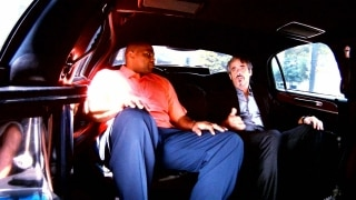 Feherty Shorts: Limo ride with Charles Barkley