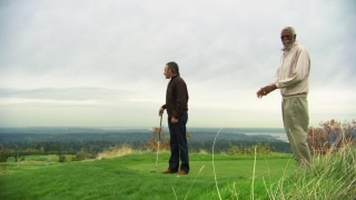 Feherty Shorts: Chipping contest with Bill Russell